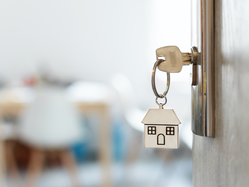 dom na kľúč